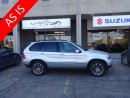 Used 2004 BMW X5 4.4i, Leather, AS IS for sale in Concord, ON