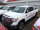 New 2017 Toyota Tundra Platinum 5.7L V8 for sale in Pickering, ON