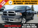 Used 2013 Dodge Ram 1500 ST-fog Lamps-Hitch for sale in Belleville, ON