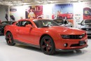 Used 2010 Chevrolet Camaro 2LT with RS, GFX, S/Roof, Leather for sale in Paris, ON