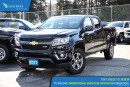 New 2017 Chevrolet Colorado Z71 Satellite Radio and Backup Camera for sale in Port Coquitlam, BC