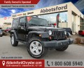 Used 2007 Jeep Wrangler Sahara for sale in Abbotsford, BC