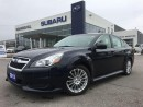 Used 2013 Subaru Legacy 2.5i~Limited Package~Navigation for sale in Richmond Hill, ON