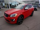 Used 2015 Volvo XC60 T6 R-Design Platinum AWD for sale in Calgary, AB