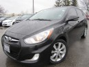 Used 2014 Hyundai Accent GLS-Sunroof-Alloys-Certified for sale in Mississauga, ON
