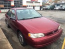 Used 2000 Toyota Corolla CE for sale in St Catharines, ON