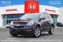 Used 2014 Chevrolet Equinox 2LT | LEATHER | REAR CAMERA | HEATED SEATS for sale in Pickering, ON