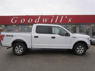 Used 2015 Ford F-150 XLT! SUPER CREW! for sale in Aylmer, ON