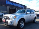 Used 2011 Ford Escape Limited for sale in Surrey, BC