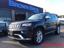 Used 2014 Jeep Grand Cherokee Summit, DIESEL, NAV, LTHR for sale in Surrey, BC