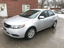 Used 2010 Kia Forte LX - SAFETY & E-TESTED for sale in Cambridge, ON