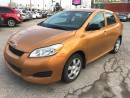 Used 2009 Toyota Matrix NO ACCIDENT - SAFETY & E-TESTED for sale in Cambridge, ON