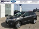 New 2017 Ford Escape SE  - Bluetooth -  Heated Seats for sale in Kincardine, ON