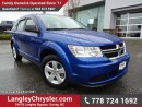 Used 2015 Dodge Journey CVP/SE Plus ACCIDENT FREE! for sale in Surrey, BC