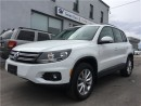 Used 2017 Volkswagen Tiguan Wolfsburg Edition LEATHER, ONLY 6000 KMS !!! for sale in Concord, ON