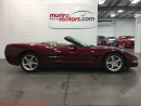 Used 2003 Chevrolet Corvette 50th Anniversary 6 spd 16, 134 kms Convertible for sale in St George Brant, ON
