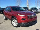 Used 2015 Jeep Cherokee SPORT 4X4**COLD WEATHER GROUP**BACK UP CAMERA** for sale in Mississauga, ON