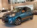 Used 2015 Nissan Micra SR-SPORT-REAR CAM-BLUETOOTH-ONLY 45KM for sale in York, ON