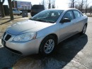Used 2006 Pontiac G6 for sale in Ajax, ON
