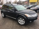 Used 2006 Nissan Murano SL/AWD/BACKUPCAMERA/PWRROOF/LOADED/ALLOYS for sale in Scarborough, ON
