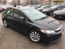 Used 2009 Honda Civic EX-L for sale in Pickering, ON