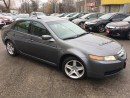 Used 2005 Acura TL LEATHER/ROOF/LOADED/ALLOYS for sale in Scarborough, ON