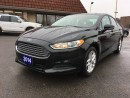 Used 2014 Ford Fusion SE for sale in Cobourg, ON