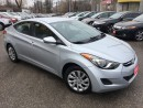Used 2012 Hyundai Elantra L/AUTOAIR/LOADED/FACTORY WARRANTY for sale in Scarborough, ON