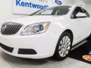 Used 2016 Buick Verano Put on a show with your brand new pearl white verano for sale in Edmonton, AB