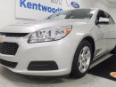 Used 2016 Chevrolet Malibu Limited Malibu LT with Eco mode. Save the world one small step at a time! for sale in Edmonton, AB