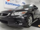 Used 2008 Honda Accord EX-L! Don't be bored, buy this lovely Accord! With heated leather seats for sale in Edmonton, AB