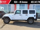 Used 2015 Jeep Wrangler Unlimited for sale in Red Deer, AB