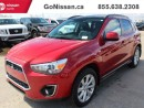 Used 2013 Mitsubishi RVR Leather, Navigation, Panoramic sun roof for sale in Edmonton, AB