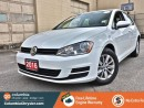 Used 2016 Volkswagen Golf TRENDLINE, LOCALLY DRIVEN, NO ACCIDENTS, GREAT CONDITION, FREE LIFETIME ENGINE WARRANTY! for sale in Richmond, BC