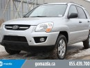 Used 2009 Kia Sportage LX for sale in Edmonton, AB