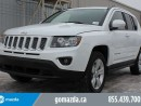 Used 2015 Jeep Compass HIGH ALTITUDE LEATHER ROOF 4X4 for sale in Edmonton, AB