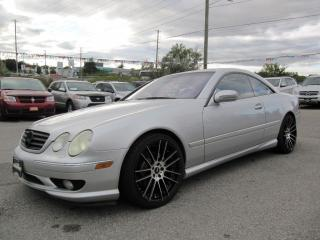 Used 2002 Mercedes-Benz CL500 for sale in Newmarket, ON