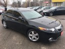 Used 2012 Acura TSX w/Tech Pkg/NAVI/BACKUPCAMERA/LEATHER/ROOF/LOADED/A for sale in Scarborough, ON