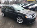Used 2013 Dodge Avenger SXT/PWR ROOF/LOADED/ALLOYS/SPOILER for sale in Scarborough, ON