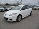 Used 2007 Mazda MAZDA5 GS AUTO 6 Passenger for sale in Newmarket, ON