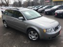Used 2005 Audi A4 1.8T/AWD/LEATHER/ROOF/LOADED/ALLOY for sale in Scarborough, ON