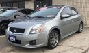 Used 2010 Nissan Sentra SE-R Spec V | WITH NAVIGATION for sale in Barrie, ON