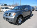 Used 2005 Nissan Pathfinder SE 7 Seater for sale in Newmarket, ON