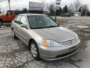 Used 2002 Honda Civic LX-G - Cruise for sale in Komoka, ON