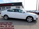 Used 2009 Volkswagen Passat 2.0T Highline  LEATHER SUNROOF CERTIFIED 2YR WAR for sale in Milton, ON