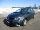 Used 2015 Toyota Corolla LE for sale in Petawawa, ON