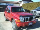 Used 2005 Jeep Liberty LIMITED  4X4  V6 for sale in Beaverton, ON