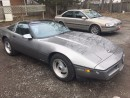 Used 1985 Chevrolet Corvette Coupe for sale in Hornby, ON
