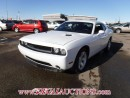 Used 2014 Dodge CHALLENGER SXT 2D COUPE 3.6L for sale in Calgary, AB