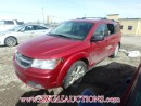Used 2009 Dodge JOURNEY SXT 4D UTILITY AWD 3.5L for sale in Calgary, AB